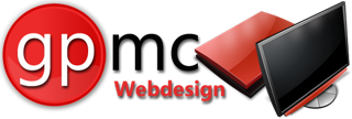 GPMC Webdesign Logo